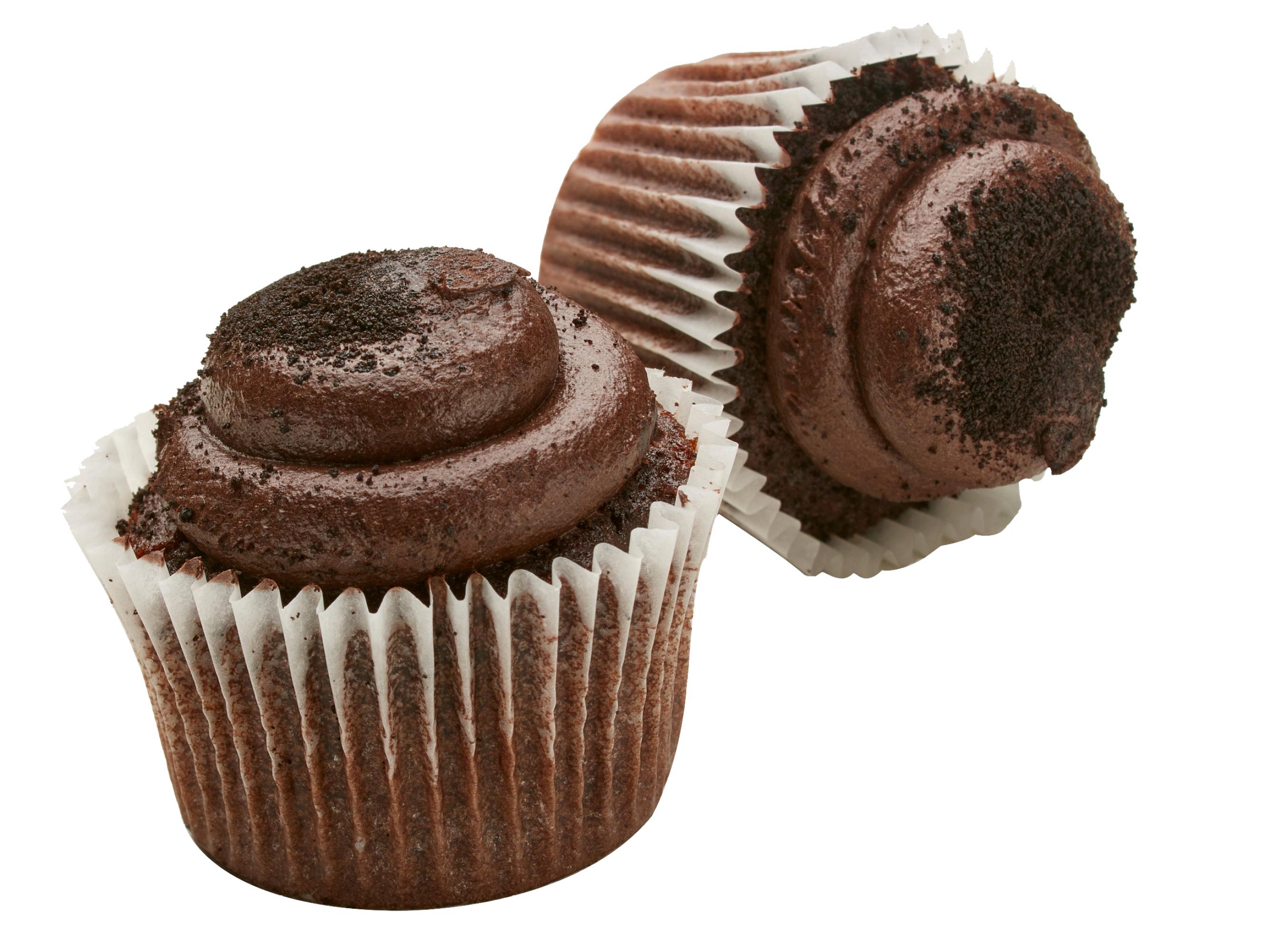 two-bite Blackout Premium Cupcakes
