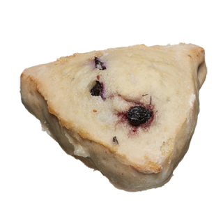 two-bite Blueberry Scone