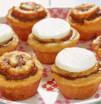 two-bite Cinnamon Roll Product Category