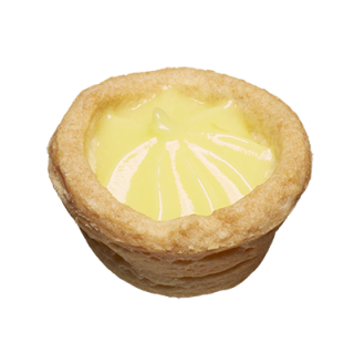 two-bite Lemon Tart