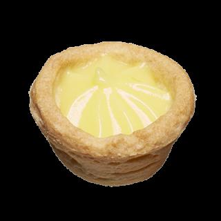 two-bite Lemon Tart