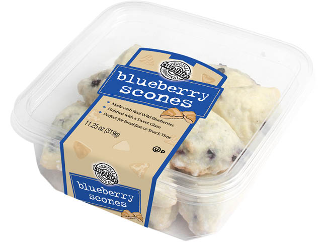06195 - TB Blueberry Scones - Sq Tub