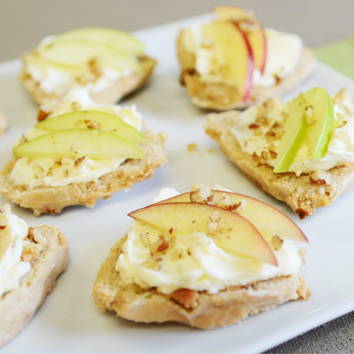 Apple Scones with Cream Cheese Recipe