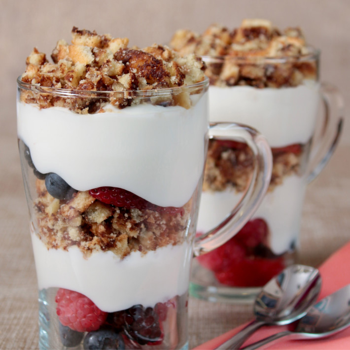 Breakfast Parfait Recipe