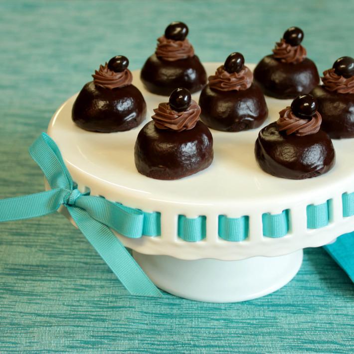Brownie Petit Fours Recipe