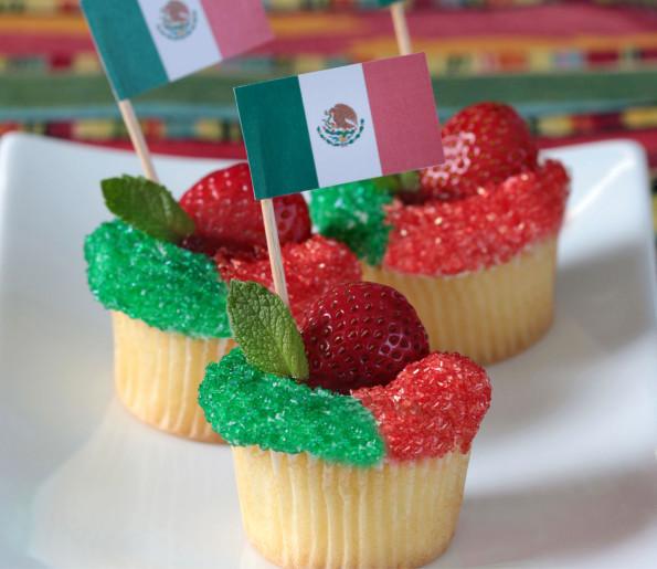 Cinco De Mayo Cupcake Recipe