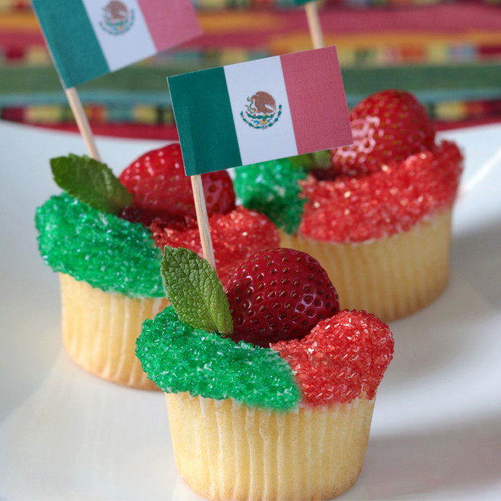 Cinco De Mayo Cupcake Recipe